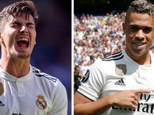 Real Madrid Berencana Buang 2 Pemainnya Pada januari 2020